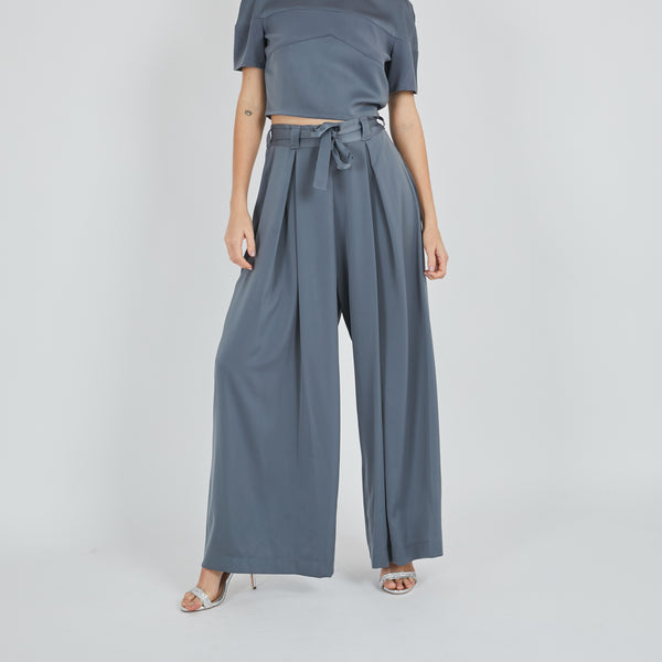 Satai Grey Trousers