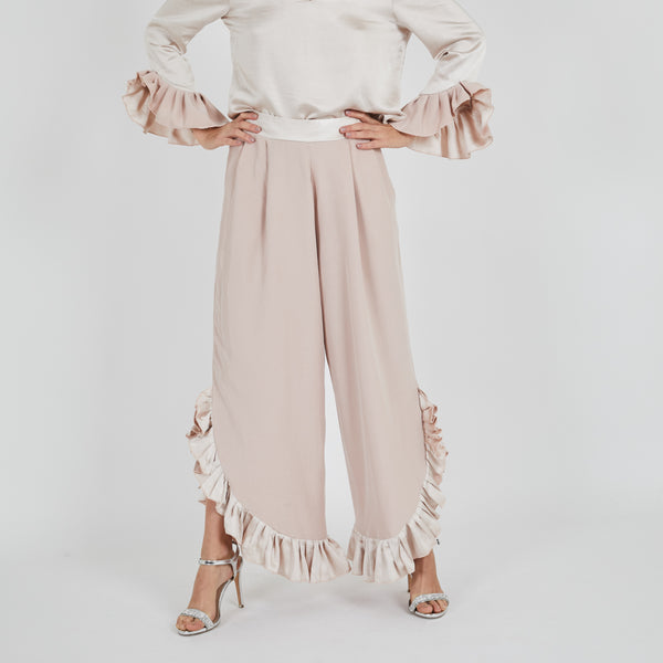Flamenco Nude Pants