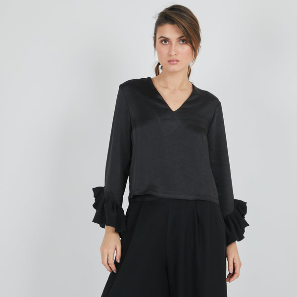 Flamenco Black Top