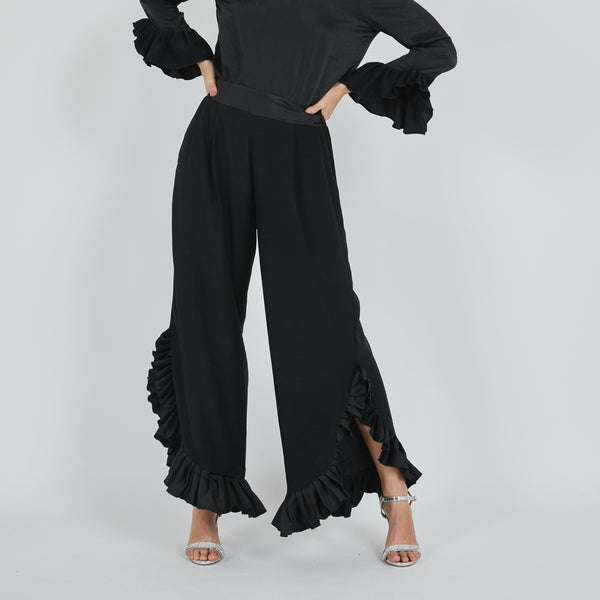 Flamenco Black Pants