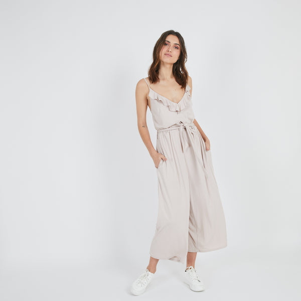 Ania Light Pink Jumpsuit