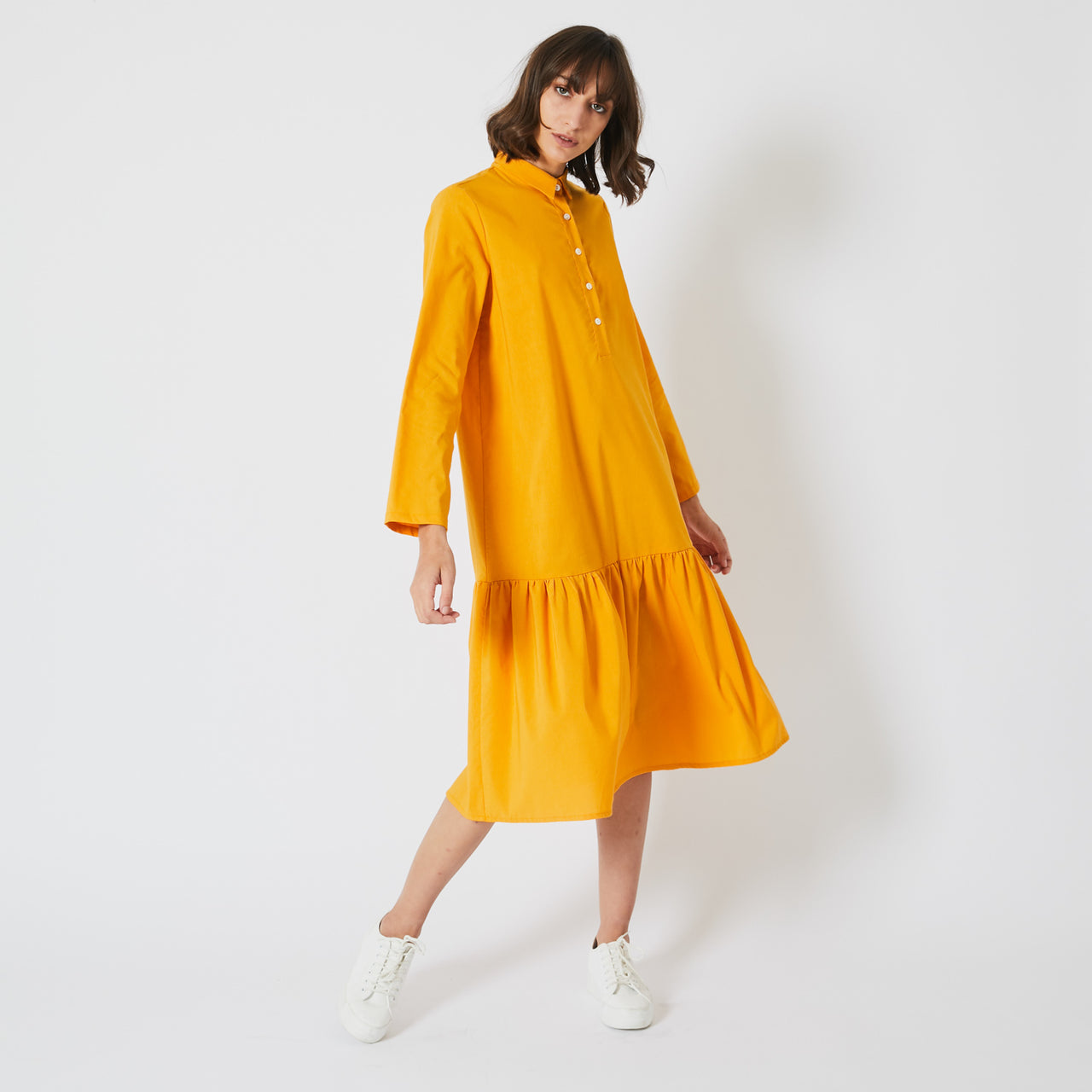 Baby-Lee Yellow Dress
