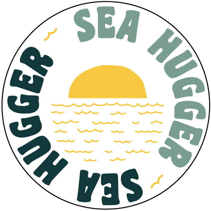 Endless Sea Hugger Sticker - FREE!