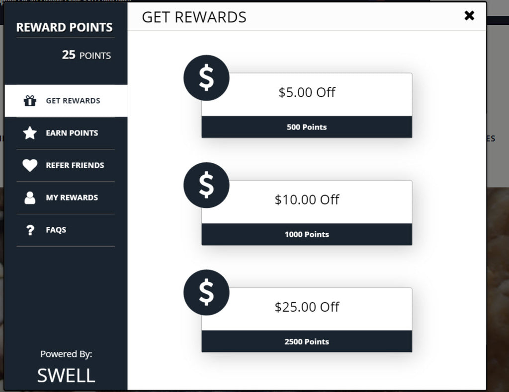 Great Rewards Program