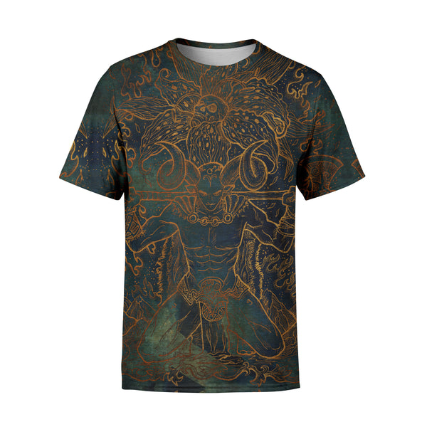 Short Sleeve Aries T-Shirt