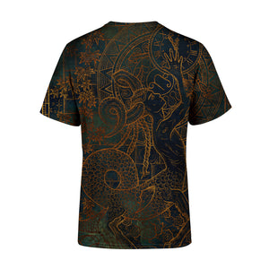 Short Sleeve Capricorn T-Shirt