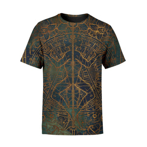 Short Sleeve Gemini T-Shirt