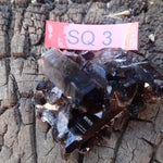 Smoky Quartz Cluster SQ 3