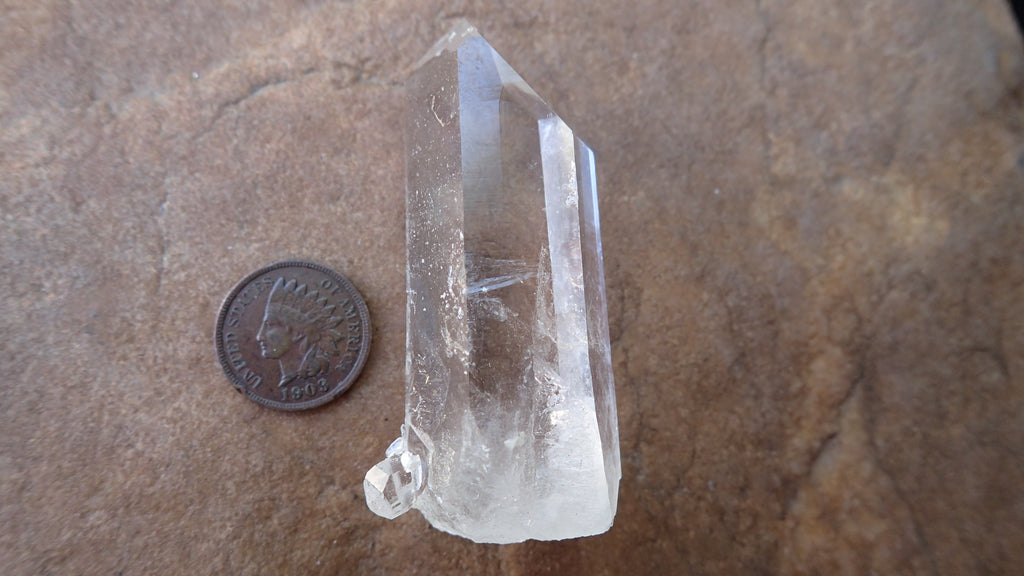 Medium sized Quartz Crystal