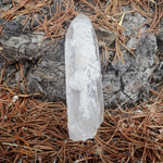 Very Large Quartz Crystal with Terminated Points has many clusters growing off it and is of amazing quality Lemurian Quartz