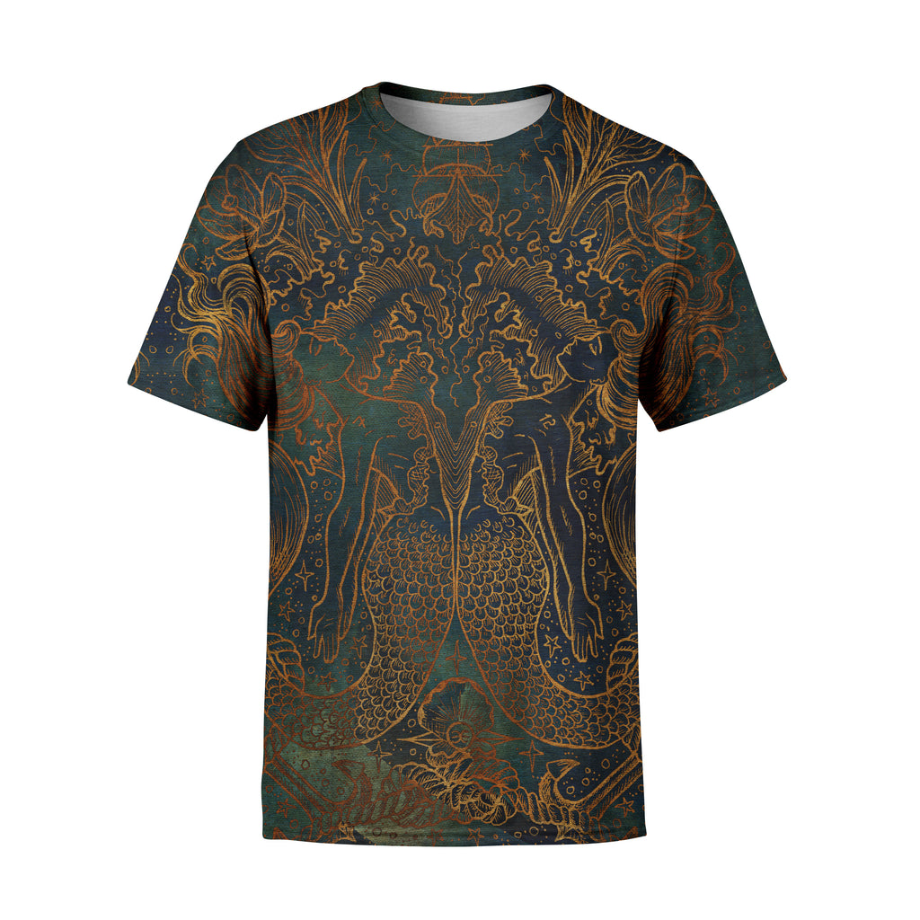 Short Sleeve Pisces T-Shirt