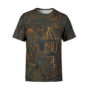 Short Sleeve Sagittarius T-Shirt