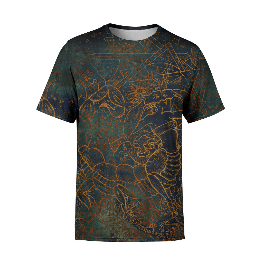 Short Sleeve Scorpio T-Shirt
