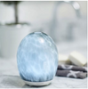 SpaRoom MarbleMist Glass Gray Ultrasonic Diffuser