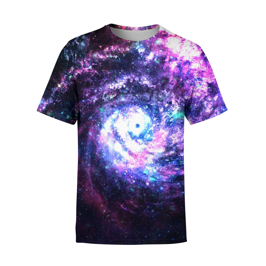 Short Sleeve Wormhole T-Shirt