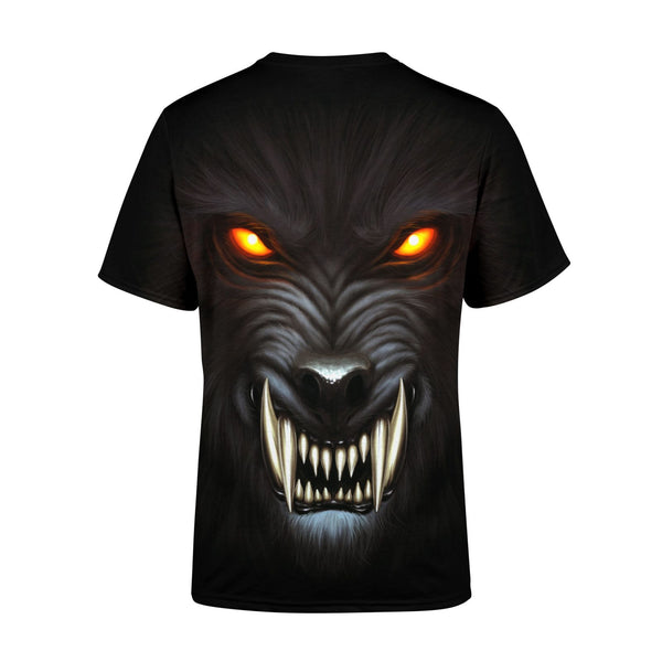 Short Sleeve Werewolf T-Shirt