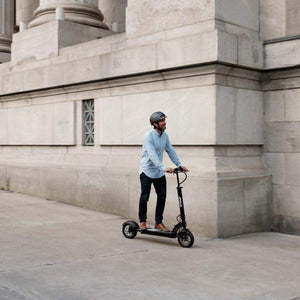Apollo Explore - electric scooter - Apollo Scooters