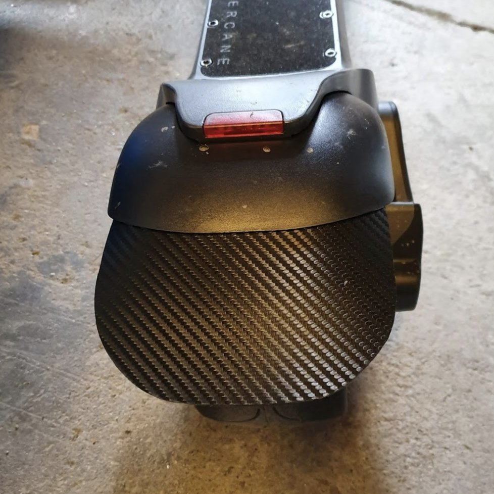 Mercane Widewheel Mud Guard - electric scooter - Apollo Scooters