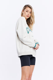 VINTAGE JUMPER - WHITE