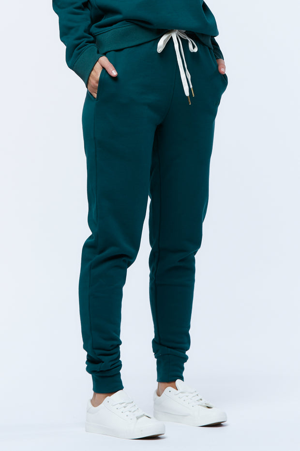 JOGGER - PINE GREEN