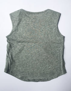 CASA KIDS MELBOURNE TANK - GREY