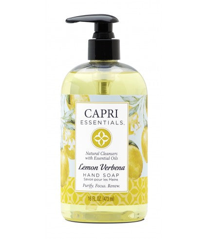 Lemon Verbena Hand Soap