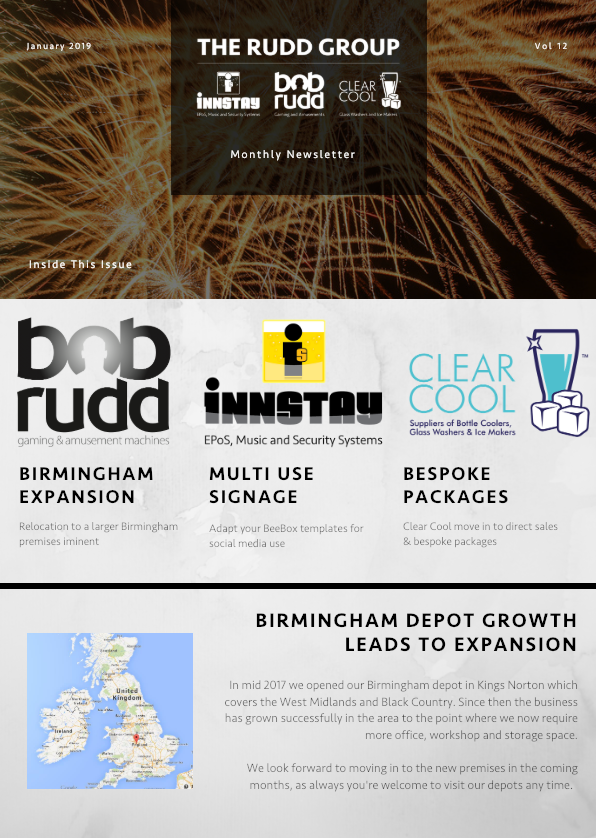 The Rudd Group Newsletter V12