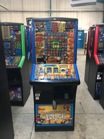 Treasure Island Jackpots Fruit Machine