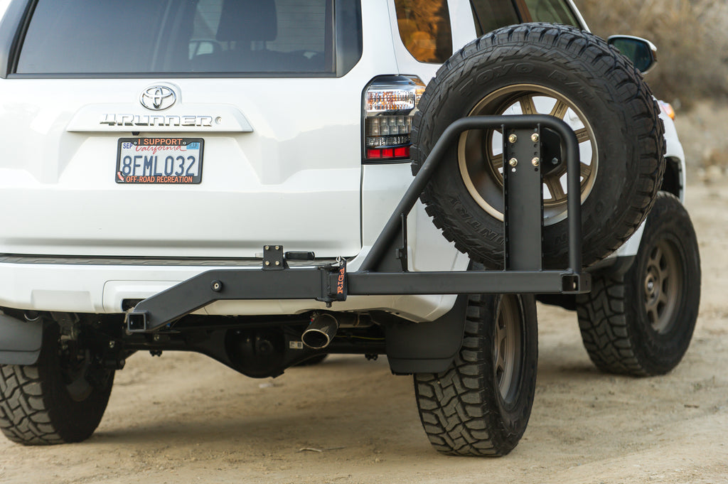 UltraSwing Adjustable and Removable Wheel Plate