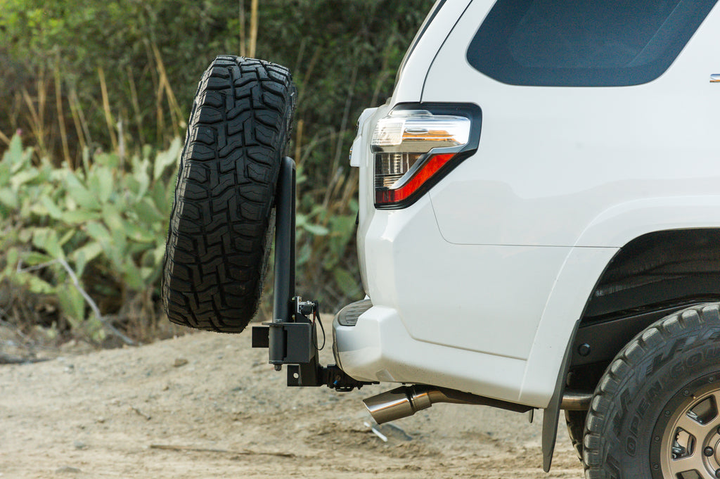 UltraSwing Angled Tire