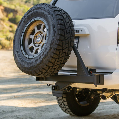 RIGd UltraSwing™ Hitch Carrier - Toyota 4Runner (4th and 5th Gen)