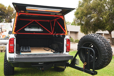 RIGd UltraSwing™ Hitch Carrier Multi-Fit