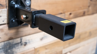 RIGd WobNot™ Adjustable Anti-Wobble Hitch Extension