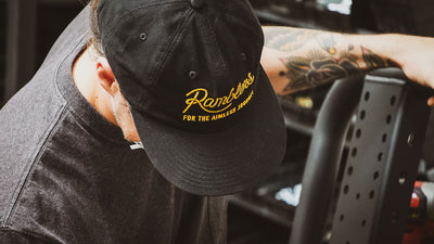Ramblers Unstructured Hat