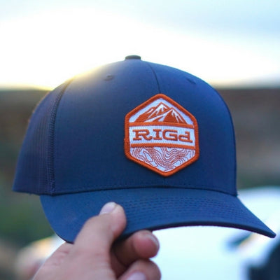 RIGd Supply Hex Bolt Snapback Hat