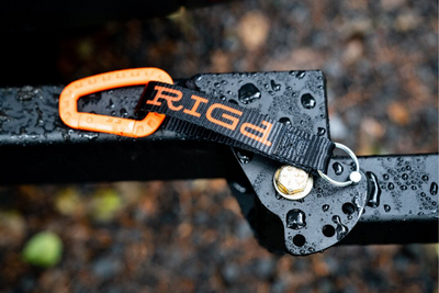 RIGd UltraSwing Hitch Carrier Mega-Fit