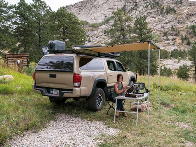 Front Runner Slimline II Rack For Canopy/Caps 2005-2018 Tacoma Short Bed