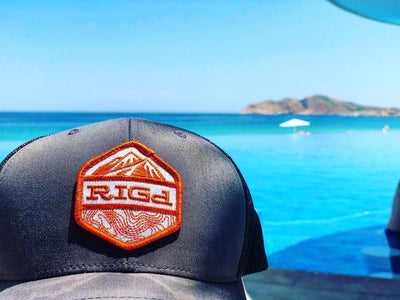RIGd Supply Hex Bolt Snapback Hat (Free Shipping, Ships same day)