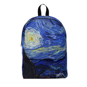 Starry Night Classic Backpack