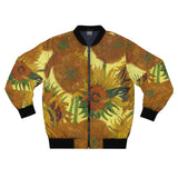 sunflowers Bomber Jacket