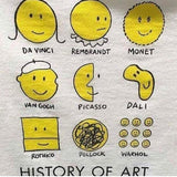 History of Art T-shirt