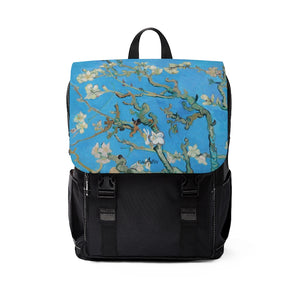 Almond Blossom Casual Shoulder Backpack