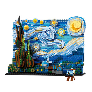 Starry Night 3D puzzle
