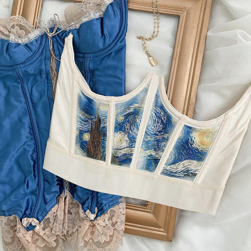 Artsy corsets collection