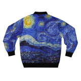 Starry Night Bomber Jacket
