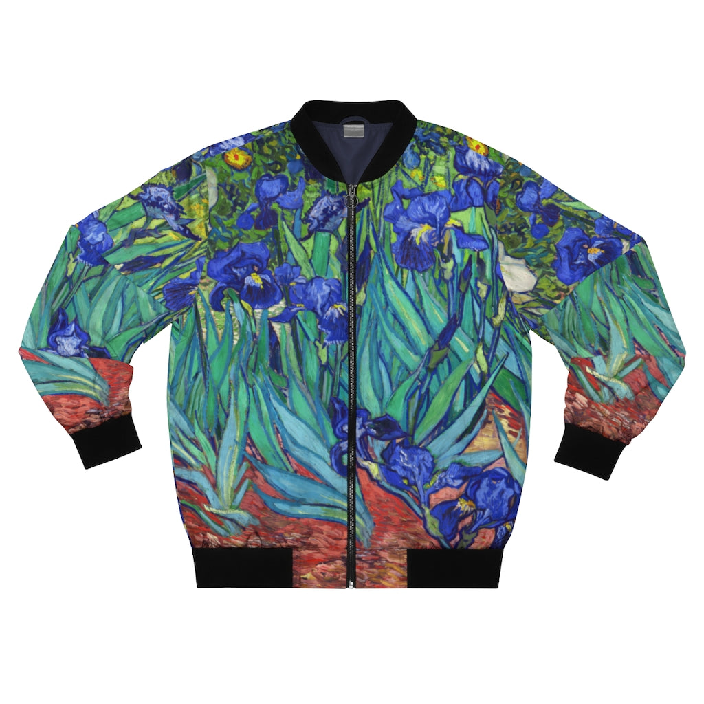 Irises Bomber Jacket