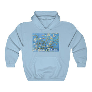 Almond Blossom Hooded Sweatshirt