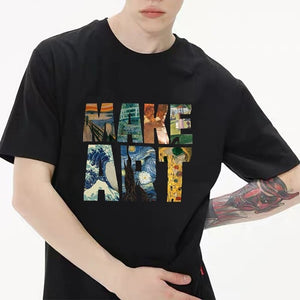 MARK ART T-shirt