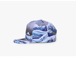 The great wave Hokusai Cap