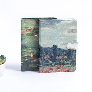 Claude Monet Sketchbooks